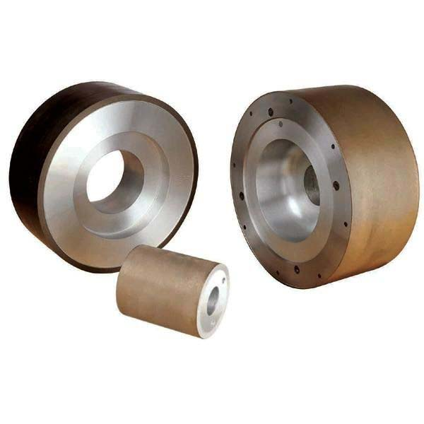 Resin bond diamond centerless grinding wheels