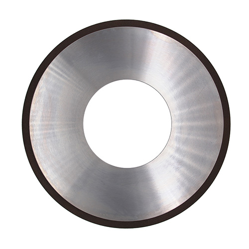 Metal bond diamond cutting wheels with steel core