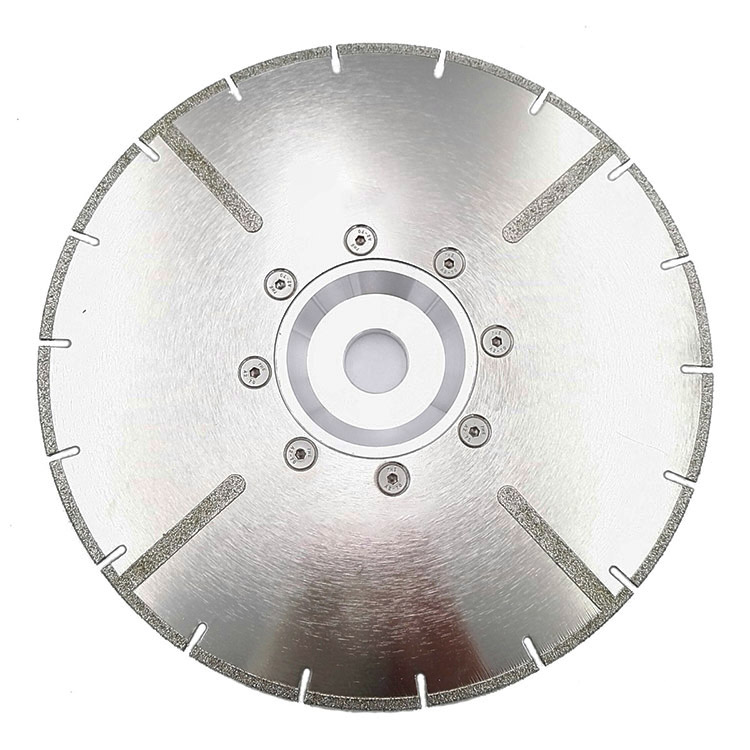 Electroplated Diamond Cutting wheels