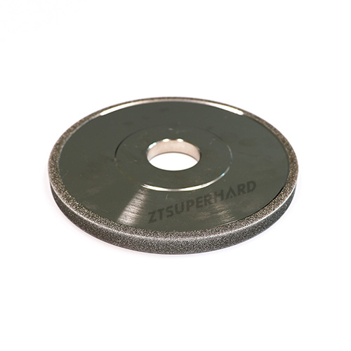 Electroplating bond 1A1 diamond grinding wheel