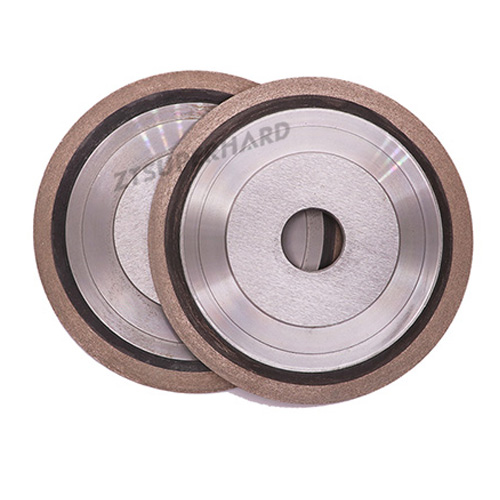 Metal bond cbn grinding wheel for garden saws