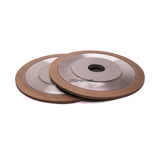 Metal bond cbn grinding wheel for garden scissors