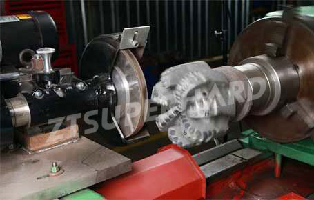 diamond grinding wheel for PCD cutters
