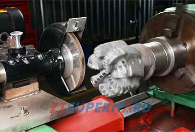 PCD cutters grinding wheels