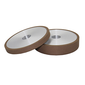 Resin bond diamond surface grinding wheels